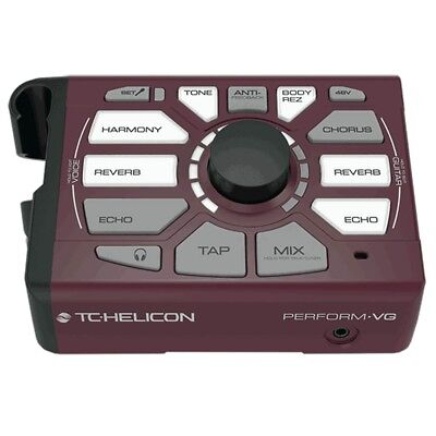 TC Helicon Perform-VG Vocal and Acoustic Guitar Processor