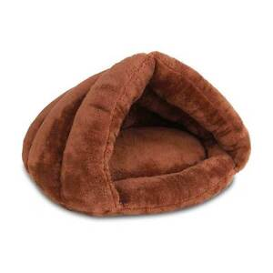Cave Style Pet Bed Brown Brisbane City Brisbane North West Preview
