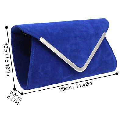 New Lady Elegant Flap Clutch Bag Purse Wedding Prom Party Evening Handbag Wallet (Wedding Handbags)