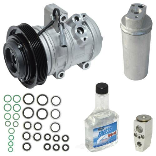 A//C Compressor /& Component Kit-Compressor Replacement Kit UAC KT 2025
