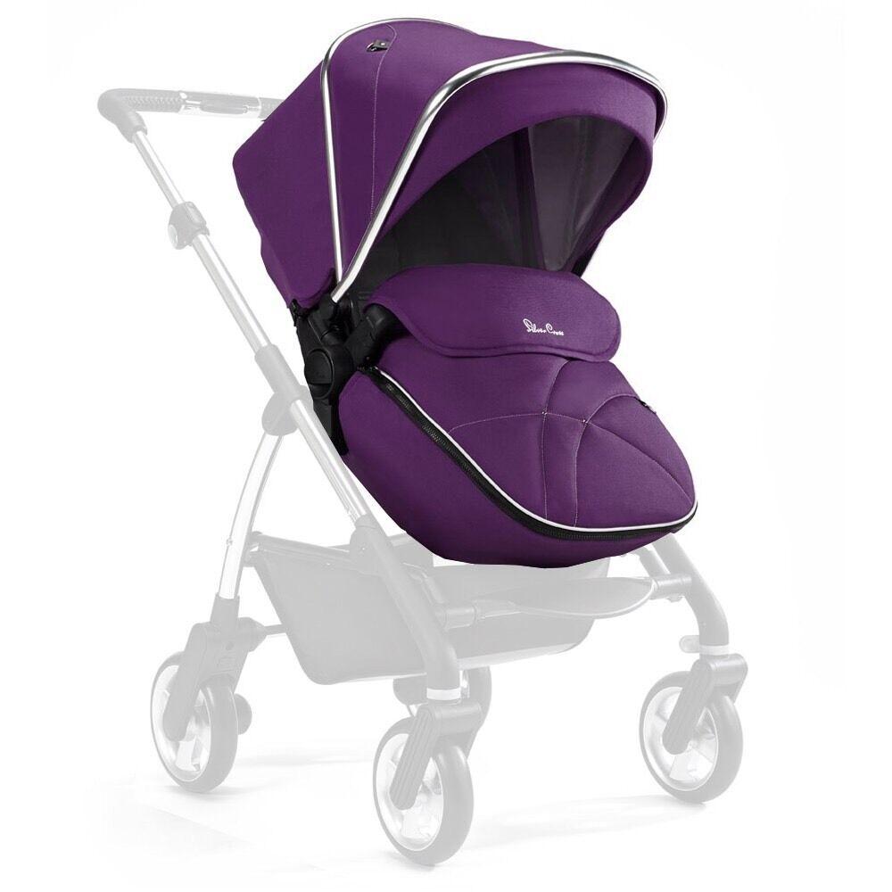 Silver cross wayfarer purple pack