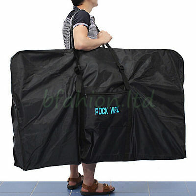 New Bike Folding Travel Bag Carry Transport Case Road Mountain Bicycle Luggage