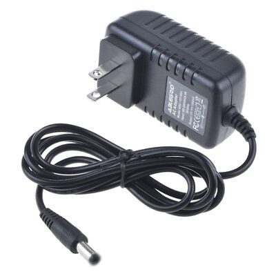 AC 1A Adapter for NADY MM-141 MM-242 MM-14FX 4Ch Audio Mini Mixer Power Supply