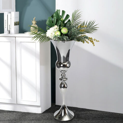 74cm Vase Blumenarrangements Dekoration Urne Hochzeit Tischdekoration DHL