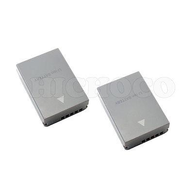 2 x 1600mAh BLN-1 BLN1 Battery for Olympus OM-D E-M5 EM5, E-M1 EM1, PEN E-P5