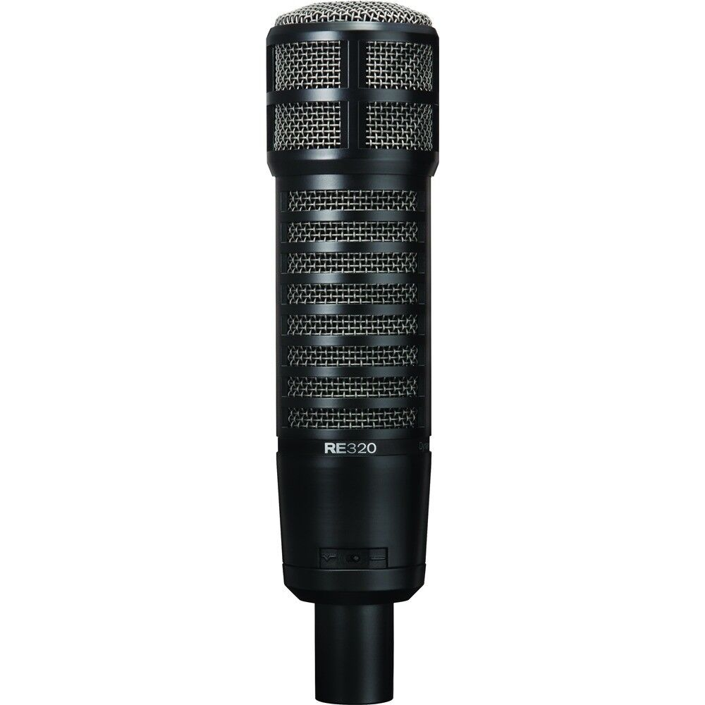 Electro Voice RE320 - Variable-D Dynamic Vocal and Instrument Microphone