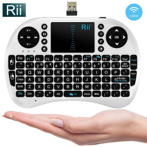Rii i8 2.4G Mini Wireless Keyboard with Mouse Function