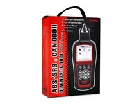 car fault code reader with abs/srs function
