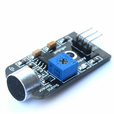 Mini High Sensitivity Sound Sensor Module -arduino Compatible