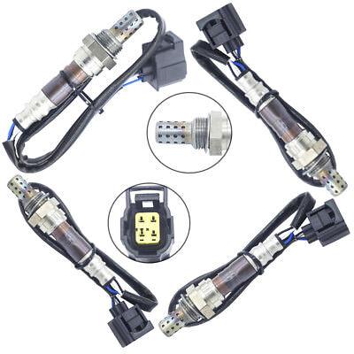 (4 Oxygen Sensor for Jeep Grand Cherokee 2001 2002-2004 4.7L Upstream +Downstream)