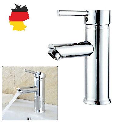 Einhebelmischer Waschtisch Bad Armatur Chrom Waschbecken Spültisch Wasserhahn