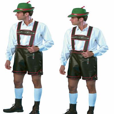 Erwachsene Deutsche Mann Kostüm Bayrisch Bier Oktoberfest - Oktoberfest Kostüm Mann