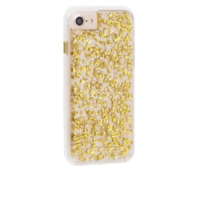 Case-Mate Karat Case for Apple iPhone 7/6s/6 in Gold