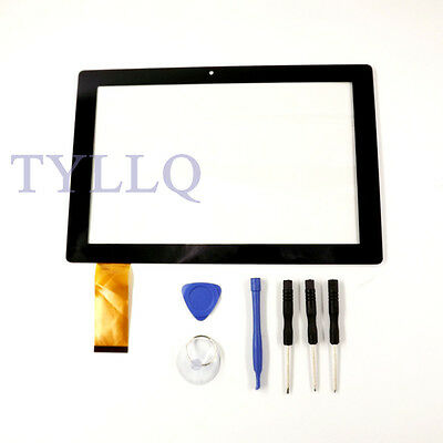 New Digitizer Touch Screen Panel for Smartab ST1009X 10.1 Inch Tablet free USA