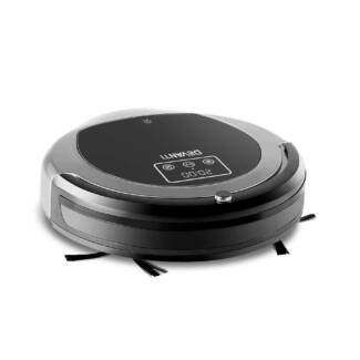 BRAND NEW - 300ml Robot Vacuum Cleaner Black and Grey