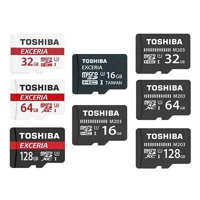 Toshiba 16GB 32GB 64GB 128GB MicroSD Micro SD Class 10 UHS-I SPEICHERKARTE JUN