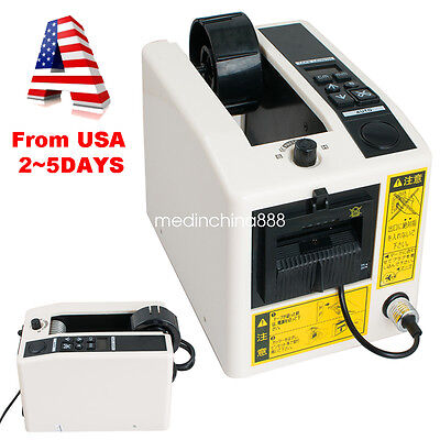 Usa Automatic Tape Dispensers Adhesive Tape Cutter Packaging Machine 110220v