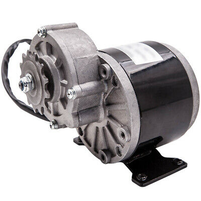 24v Electric Motor 3000rpm For Atv Minibike Go-kart Bicycle Skateboard Scooter