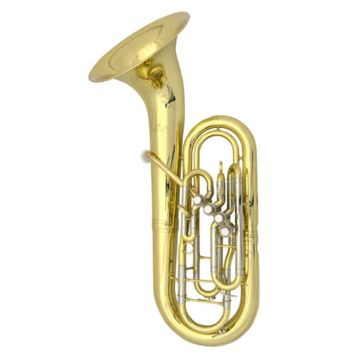 O'Malley 4 Valve Baritone with Front Facing Bell perfect back to school special