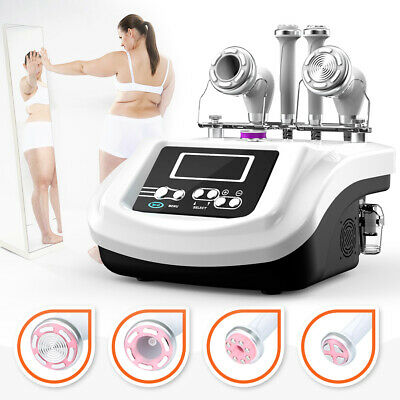 S-shape Ultrasound Rf Ems Electroporation Vacuum Body Slimming Skin Care Machine