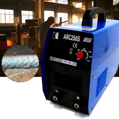 250amp Stickarcmma Dc Inverter Welder Igbt Electric Welding Machine 110v