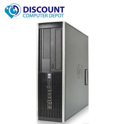 Fast Hp Elite Desktop Computer Intel Core I5 3 2Ghz 8Gb 500Gb Win 10 Home Wifi