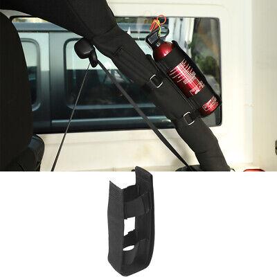 Fire Extinguisher Holder Adjustable Mount Strap For Jeep Jk Jl Tj Cj Yj 4runner