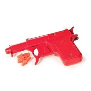Original-Metal-Spud-Gun-Potato-Water-and-Rubber-Pellet-Pistol-Classic-Red-Toy