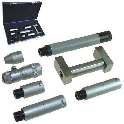 2-12 Tubular Inside Micrometer Internal Die Pipe Tube Inspection Precision Set