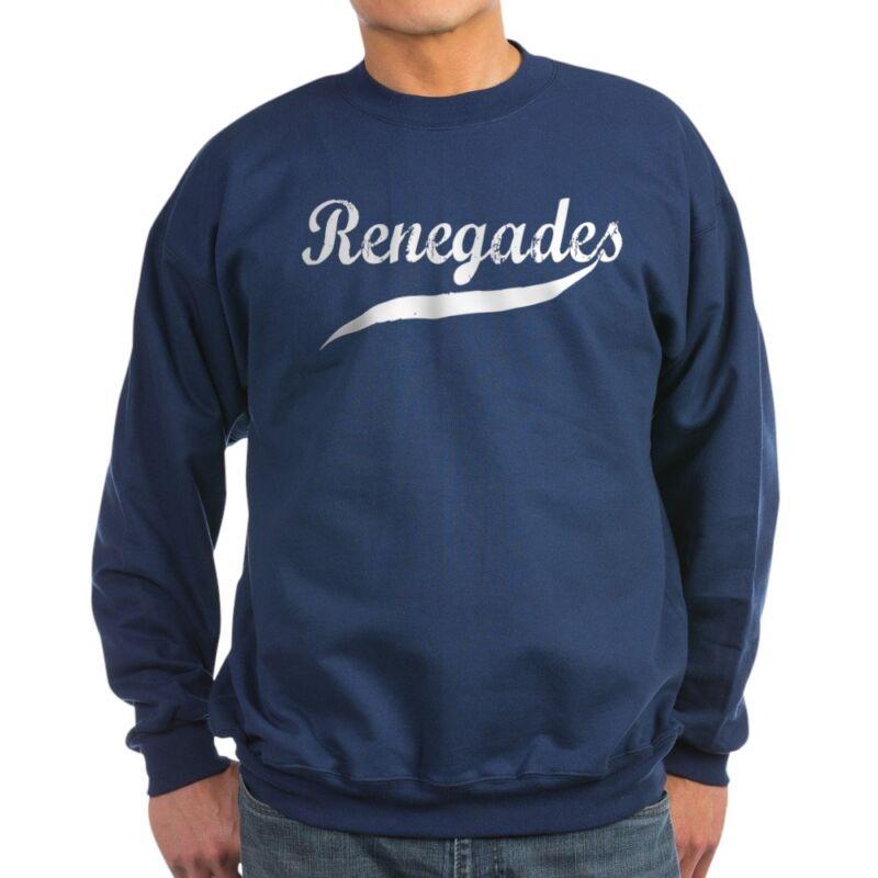 CafePress Renegades Classic Crew Neck Sweatshirt (751652084)