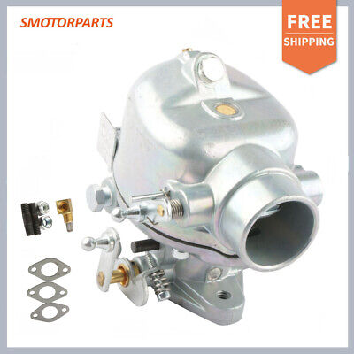 1x Carburetor With Gasket For Ford Tractors Naa Jubilee B2nn9510a