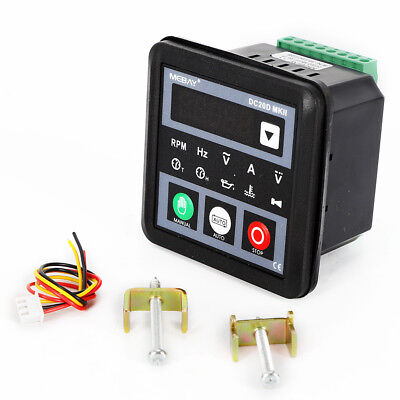 Genset Controller Generator Module Upgrade Dc20d Mkii For Dieselgasoline Engine