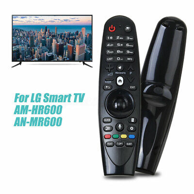 Smart TV Replacements Magic Remote Control Voice DC 3V For LG AM-HR600 AN-MR600