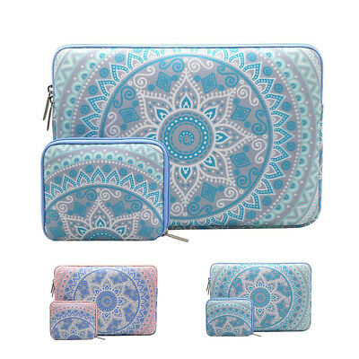 Mosiso Laptop Sleeve Case for Macbook Air 11 13 Pro 13 15.6 Notebook Bag
