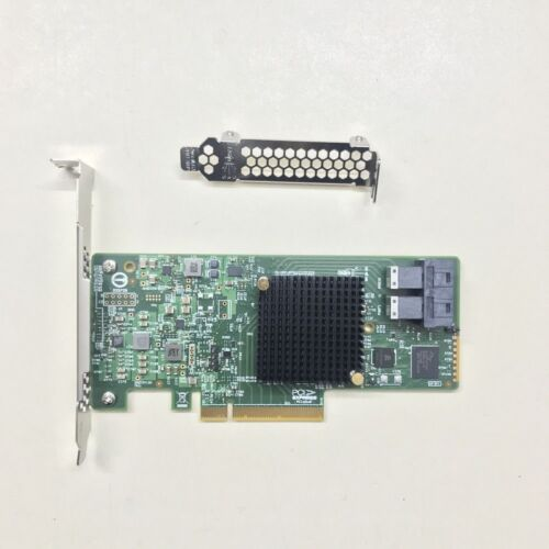 LSI SAS 9300-8I SAS3008 12Gbps SAS LSI 9300 P16 IT mode ZFS FreeNAS unRAID US