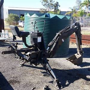 3 POINT LINKAGE BACKHOE Hexham Newcastle Area Preview