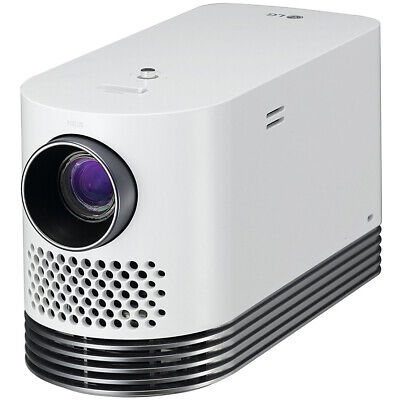 LG Laser Smart Home Theater Projector - White HF80JA ()
