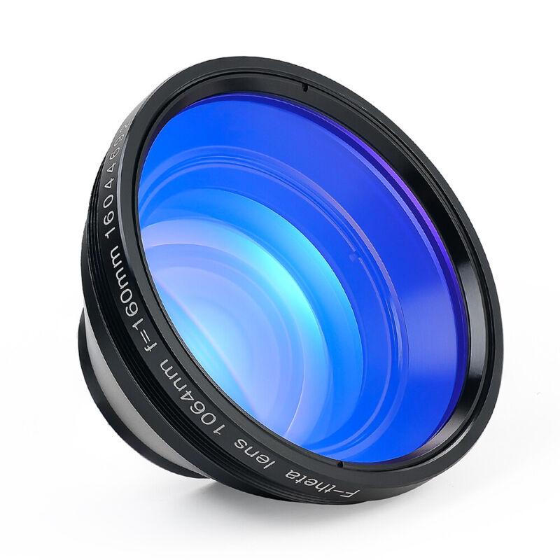 F-theta Lens Field Lens 1064nm 110*110mm/F160 for Fiber Laser Marking Machine