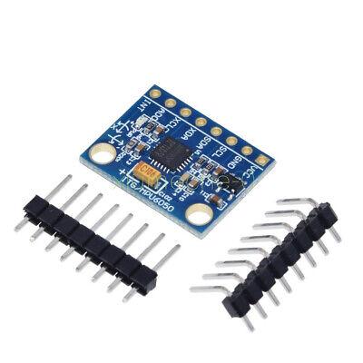 Mpu-6050 Module 3 Axis Gyroscopeaccelerometer Module For Arduino Mpu 6050