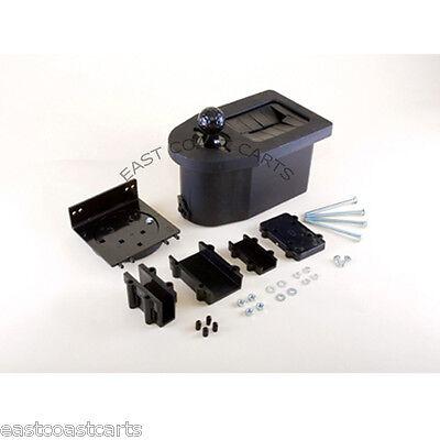 Black Ball Washer - EZGO, Club Car, Yamaha Universal Golf Cart Club Washer and Ball Washer BLACK