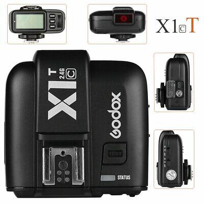 Godox X1T-C TTL 2.4G Funk Blitzauslöser Transmitter für Canon Kamera