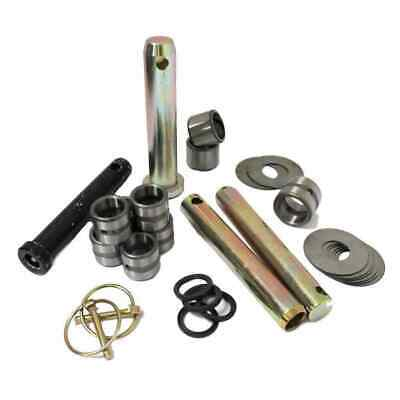 Dipper End Kit Suitable For A Takeuchi Tb016 Digger Pins Bushes