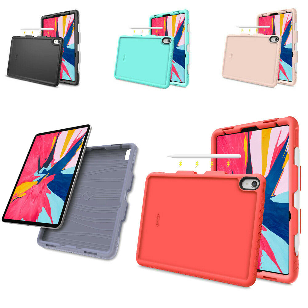 Fintie Heavy Duty Silicone Case for iPad Pro 11'' 2018 with