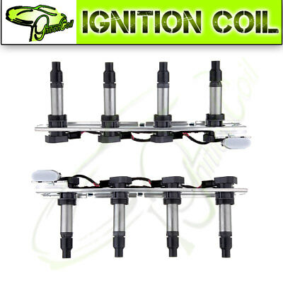 Set of 2 Brand New Ignition Coil for Cadillac Deville Seville STS XLR Bonneville