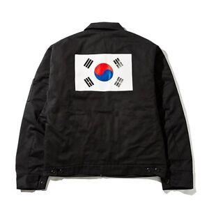 "ANTI SOCIAL SOCIAL CLUB ""NU KOREA"" JACKET"