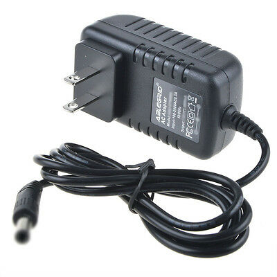 9V 1A 9W AC Adapter Charger for M-Audio Fast Track Pro Power Supply PSU