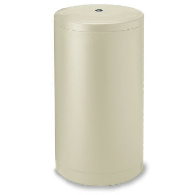 "Complete round brine tank for water softener 18"" x 33"" float safety valve incl."