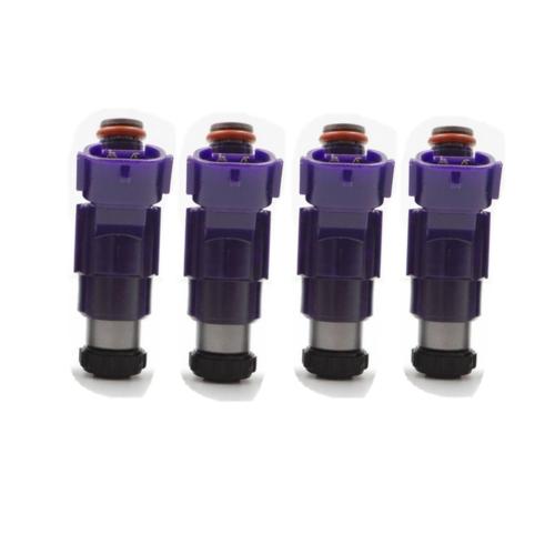 *BEST UPGRADE* Genuine Nikki Set Of 4 Fuel Injectors for Mazda Protege 2.0L