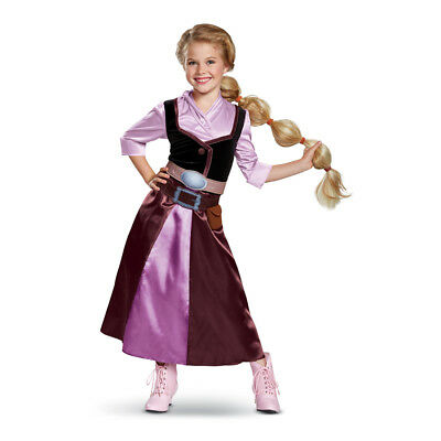 Girls Rapunzel Season 2 Outfit Disney Princess Costume](Rapunzel Outfit)
