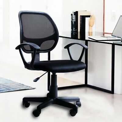 Modern Ergonomic Mesh High Back Office Swivel Chair Executive Task Computer Desk